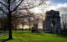 War Memorial,Victoria Park,Leicester