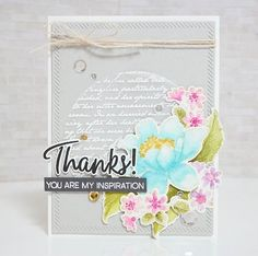 **NOT MINE!** Do you follow Marge? @marge.crafts If not, you should! She is so talented and creates beautiful cards like this! She's also one of the sweetest card makers I know here on Instagram!
