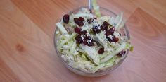 Blue Cheese Cole Slaw with a Creamy Poppy Seed Dressing