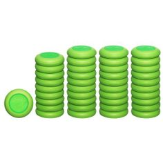 Vortrex Disc Refill Pack, 40 Discs by Nerf. $15.89. Includes 40 discs. CAUTION: Do not aim at eyes or face TO AVOID INJURY: Do not modify discs. Reload and keep an ammo store handy with the 40 discs in the Vortex Disc Refill pack. Discs feature XLR technology for extra-long distance and power and work with any Vortex blaster (sold separately). Fight longer and fire longer with the Vortex Disc refill. From the Manufacturer                The race goes to the swift...