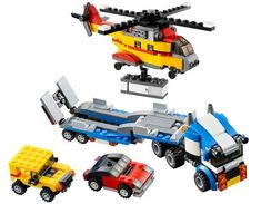 Preprava áut Lego Creator, The Creator, Nerf, Toys, Activity Toys, Clearance Toys, Gaming, Games, Toy