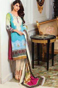 Mahnurr The Season's Perfect Lawn Cotton Suits (11 pc catalog)