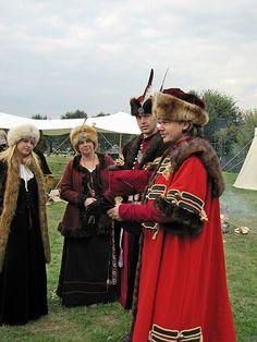 17th century polish nobility costumes