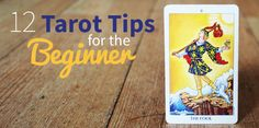 If you're just starting out with reading the Tarot cards, then you'll want to pay attention to my top 12 tips for the Tarot beginner. Tip #4 was a game changer for me. What is your favourite tip?