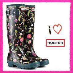 Hunter Botas Rhs Original - Entrega Inmediata!