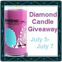Win a diamond candle!!!