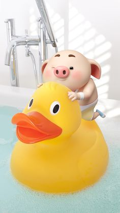 Pig Wallpaper, Animal Wallpaper, Disney Wallpaper, This Little Piggy, Little Pigs, Cute Piglets, Happy Pig, Pig Illustration, Funny Pigs