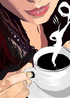 New Coffee Shop Adventures : Photo