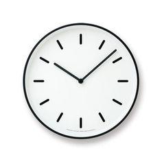 Yuichi Nara MONO Clock: 10,000yen