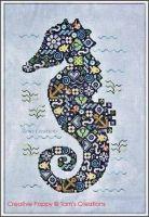 Tam's Creations - Hippocampusinpatches (cross stitch pattern)