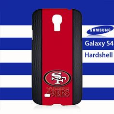 San Francisco 49ers Samsung Galaxy S4 Case Cover Hardshell