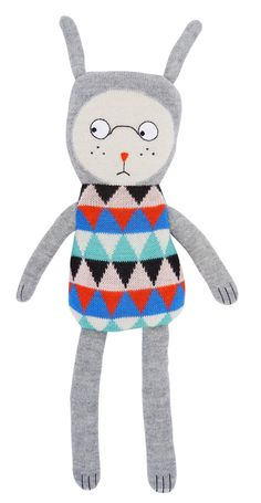 Fancy Nulle Doll by Lucky Boy Sunday – Junior Edition www.junioredition.com