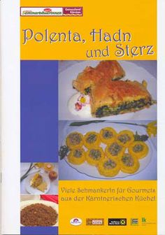 Rezeptbroschüre: Polenta, Hadn & Sterz Polenta, Eggs, Breakfast, Food, Easy Meals, Recipes, Meal, Egg, Eten