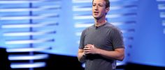 Business: Mark Zuckerberg attacks Donald Trump's rhetoric on. Facebook News, Facebook Marketing, Content Marketing, World Economic Forum, Something Big, Conservative News, Trending Topics, Fake News, Social Networks