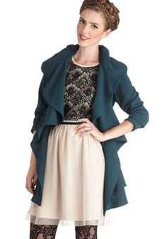 Coastline Chill Coat, #ModCloth
