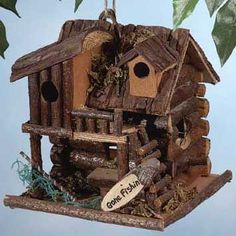 images bird houses - Google Search