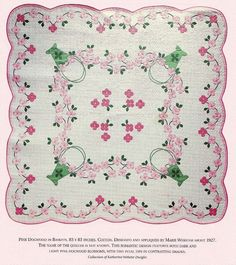 marie webster french baskets - Google Search