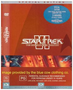 Star Trek VI: The Undiscovered Country DVD (2 Disc Special Collector's Edition)