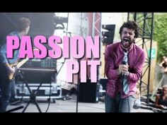 Passion Pit - Take a walk ( Live - Rock en Seine Passion Pit, Live Rock, Alternative Music, Jukebox, Singing, Take That, Fictional Characters, Fantasy Characters