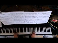 Dolly's Dreaming and Awakening (T.Oesten) - Piano - YouTube