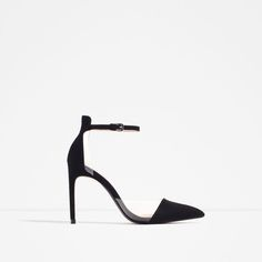 e4a0b9a0fd5 D ORSAY SHOES from Zara a take off from the all over the place high