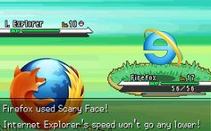 "givemeinternet:  ""Internet explorers speed won't go any lower"""