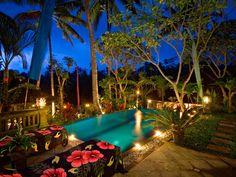 The Mahogany that offers two bedroom villa in Ubud, Bali. http://www.individualbali.com/villas/mahogany-villa