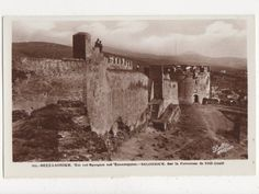 Stuart & Revett The Antiquities Of Athens Salonica Ottoman Turkey Greece Spencer House, Coule, Parthenon, Fortification, Grand Tour, Old Postcards, Macedonia, Logs, See Photo