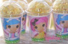 Lalaloopsy Birthday Party Cups-Popcorn Box-Set of 8 on Etsy, $13.40