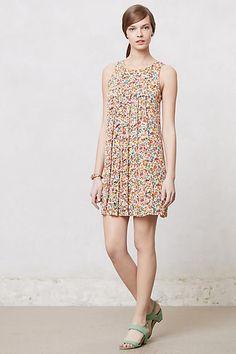 NWOT Anthropologie Sachin Babi Confetti Flora Dress Size 8 #Anthropologie #Shift