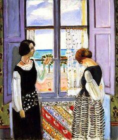 Henri Matisse - Waiting, 1921
