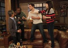 True American Drinking Game Instructions - New Girl
