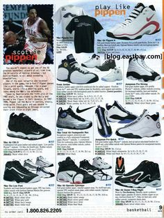 e61c414243f6 Play Like Pippen – Nike Air Pippen II. Eastbay · Eastbay Memory Lane