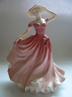 """Limited Edition Royal Doulton Figurine """"Ellen"""" HN 3992 Lady of the Year 1997"""