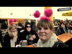 Rock am Ring Frisurentrends | DASDING bei Rock am Ring 2012 #rar #rockamring
