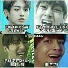 meme meme indonesia Trendy memes bts sub indo idea Friend Jokes, Korea, Memes In Real Life, Memes Funny Faces, Cartoon Jokes, Girl Memes, Boyfriend Humor, New Memes, Relationship Memes