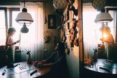 В доме, где свет - Детский и семейный фотограф Наталия Федорова