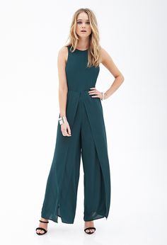 Classic Chiffon Jumpsuit | FOREVER21 - for Kaylee Frye of Firefly costume