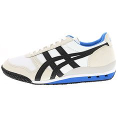 Onitsuka Tiger - Boy's Ultimate 81 Sneakers - White/Blue
