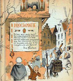 Grethilde: `Klaas`, sinterklaasverhaal van W.G. van der Hulst