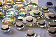 DIY: GLAS-MAGNETE - Do It Yourself - Baby, Kind und Meer