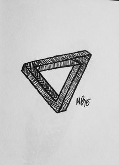 Another impossible triangle! Feel free to comment. Art by McKenna B