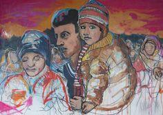"Saatchi Art Artist Alexander Koning; Painting, ""La Vie en Rose (DONATED TO GOOD CAUSE)"" #art"