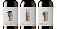 365, Wines of the World  - The Dieline -