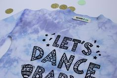 Our Let's Dance hand dye edition Now only £10.50 Our Wild Thing t-shirt £12.50 www.lennieandco.bigcartel.com