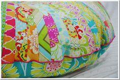 Jelly Roll Floor Pillow *❤*