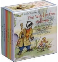Little Treasury of the Wind in the Willows $5.30
