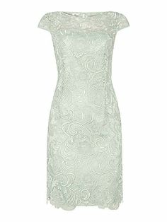 Cap Sleeve Grupere Lace :)