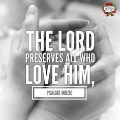 Psalms 145:20