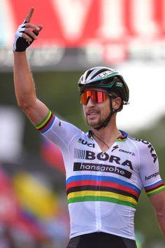 104th Tour de France 2017 / Stage 3 Arrival / Peter SAGAN Celebration / Verviers LongwyCote des Religieuses 379m / TDF /